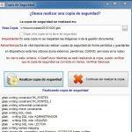 Software de gestión: Las copias de seguridad y la supervivencia de los datos de la empresa